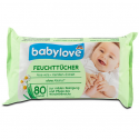 Babylove Wet Wipes Aloe Vera & Chamomile 80 Pieces