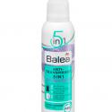 Balea 5 in 1 Protection Anti-transpirant Deospray, 200ml