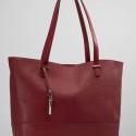 Anna Field Tote bag – dark red