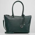Anna Field Handbag – dark green