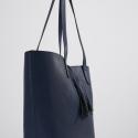 Anna Field Tote bag – dark blue