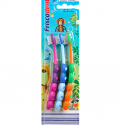 Friscodent toothbrush baby 0-2 years, 3 pieces
