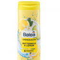 Balea Shower Cream Buttermilk & Lemon , 300ml