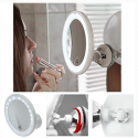 Lacura beauty mirror, 5x , 10x magnification with lighting