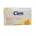 Cien Beauty soap Milk & Honey, 150g