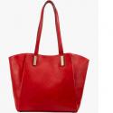 Anna Field Handbag red