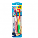 Dontodent Toothbrush children, 3 to 6 years, 2 pieces