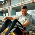 Strassenkicker Set red ,Deodorant 200ml and showergel 300ml, german footballplayer