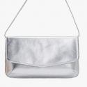 Esprit clutch silver shinny