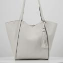 Anna Field Handbag light grey