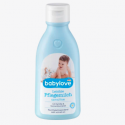 Babylove rich bodylotion and facelotion sensitive 250ml