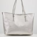 Anna Field bag silver