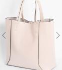 Orsay big bag shopper, stone white