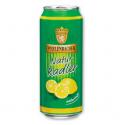 Perlenbacher beer mix citron  500ml