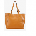 Even and Odd Shopping Bag , warm yellow