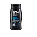 Isana Men showergel & shampoo Herbe Frische, 300ml